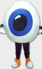 Eyeball Mascots Customisation, Mascots Customization