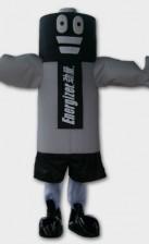 Energizer Battery Mascot Customisation, Mascots Customization