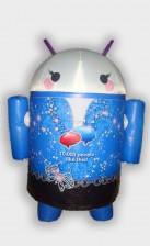 Singtel Android Mascot Customisation, Mascots Customization