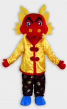 Dragon Mascot Customisation