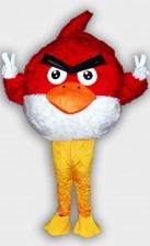 Angry Bird Mascot Customisation