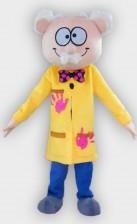 Einstein Mascot Customisation
