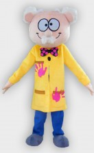 Nutty Professor for Rental