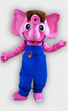Shairty Elephant Mascot Customisation, Singapore National Council of Social Service Mascots Customization, Community Chest Mascot Customisation