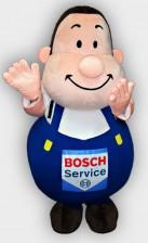 Bosch Mascots Customisation, Uncle Bob Mascots Customization