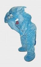 Elephant mascots for rental