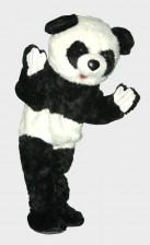 panda mascots for rental
