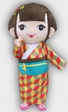 Japanese Kimono Girl