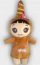 Lotte Pepero Girl
