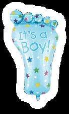 It's a Boy Feet