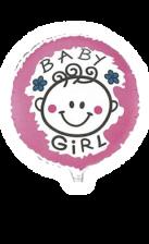 Sketch Baby Girl